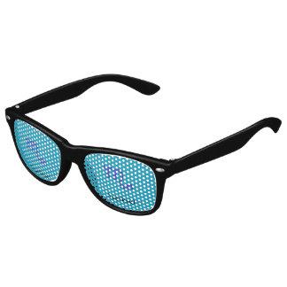 Scorpio symbol party shades