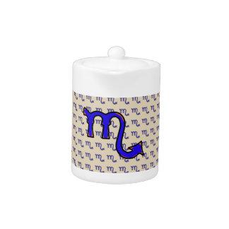 Scorpio symbol t