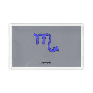 !Scorpio t Acrylic Tray