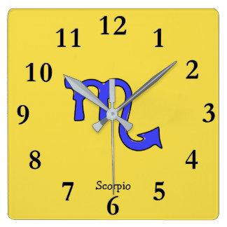 !Scorpio t Clocks