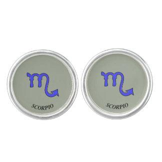!Scorpio t Cuff Links
