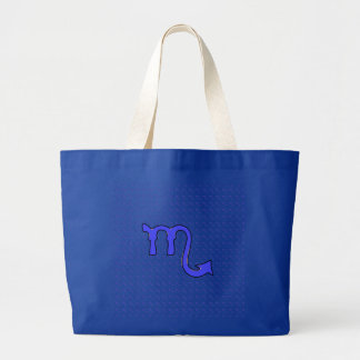 !Scorpio t Large Tote Bag