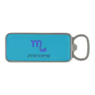 !Scorpio t Magnetic Bottle Opener