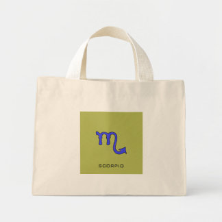 !Scorpio t Mini Tote Bag