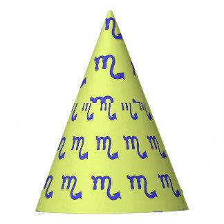 !Scorpio t Party Hat