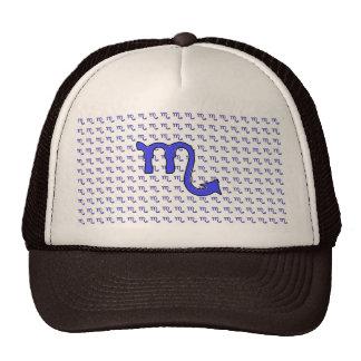 !Scorpio t Trucker Hat