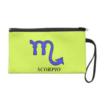!Scorpio t Wristlet