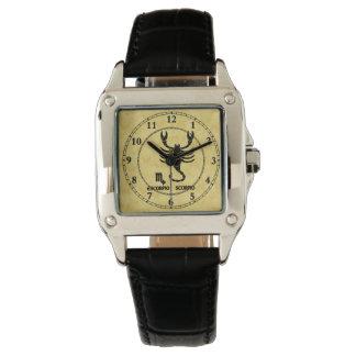 Scorpio Zodiac all types Modern Designer Watches