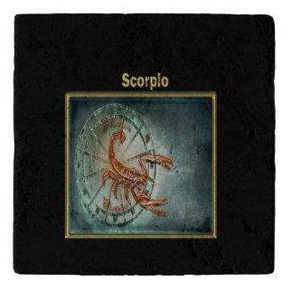 Scorpio Zodiac Astrology design Horoscope Trivet