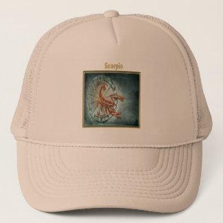 Scorpio Zodiac Astrology design Horoscope Trucker Hat