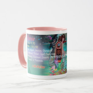 Scorpio Zodiac Coffee Cup