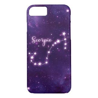Scorpio Zodiac Constellation Phone Case
