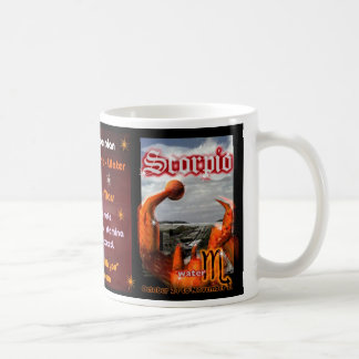 Scorpio zodiac Cup