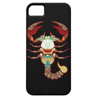 Scorpio Zodiac - Scorpion iPhone 5 Cover