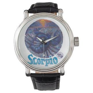 Scorpio - Zodiac Watch