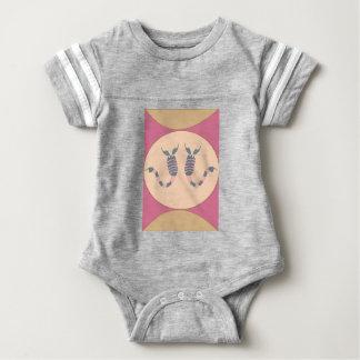 scorpion baby bodysuit