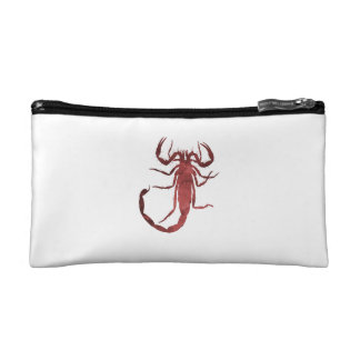 Scorpion Cosmetics Bags