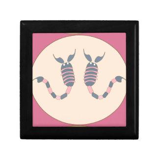 scorpion gift box