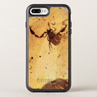 Scorpion In Amber | OtterBox Symmetry iPhone 7 Plus Case