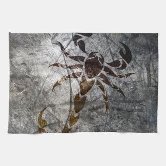 Scorpion Kitchen Towel