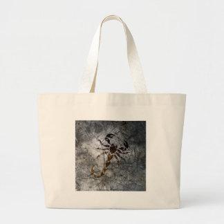 Scorpion Large Tote Bag