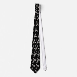 Scorpion Pattern Unisex Tie