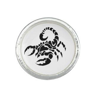 Scorpion Rings