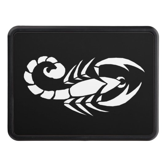 Scorpion Trailer Hitch Cover