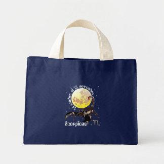 Scorpione 24 ottobre Al 22 novembre Borse Mini Tote Bag
