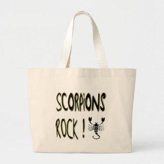 Scorpions Rock! Tote Bag