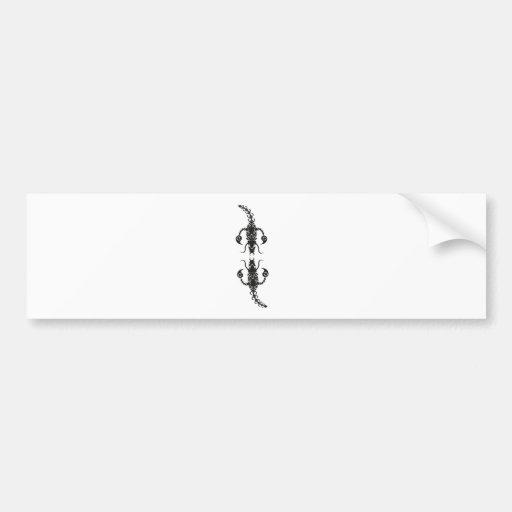 scorpios bumper stickers