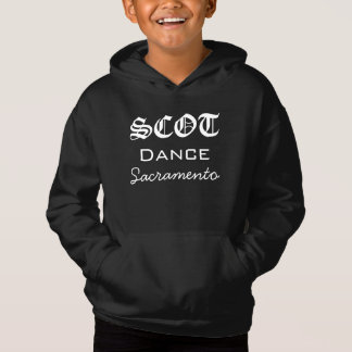 SCOT Dance Sacramento YOUTH hoodie