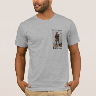Scotch-Irish American T-Shirt