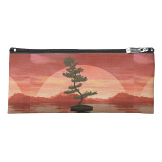 Scotch pine bonsai tree - 3D render Pencil Case