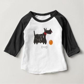Scotch terrier baby T-Shirt
