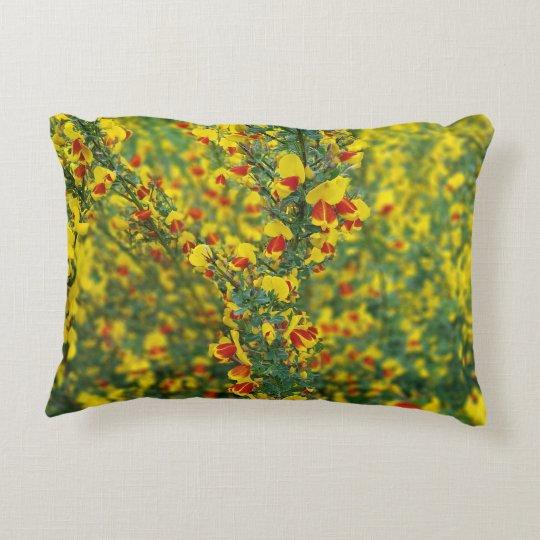Scotchbroom Accent Pillow