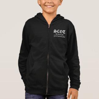 SCOTdance Sacramento BOYS zip-up Hoodie