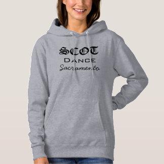 SCOTdance Sacramento LADIES hoodie