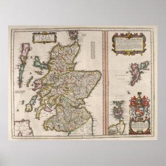 Scotland: 1654 poster