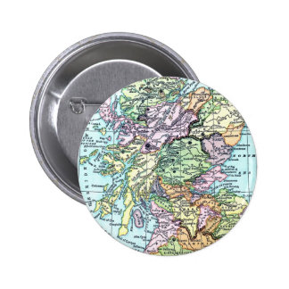 Scotland 2 Inch Round Button