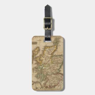 Scotland 4 bag tag
