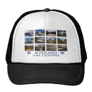 Scotland - Alba - Caledonia Trucker Hat