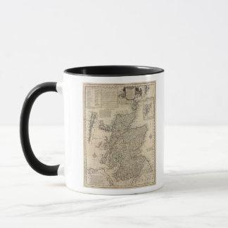 Scotland and Northern Britain Mug