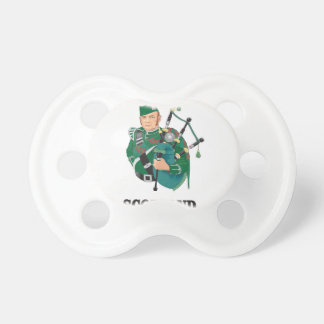 Scotland art pacifier