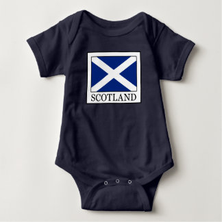 Scotland Baby Bodysuit