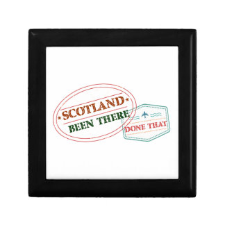 Scotland Been There Done That Gift Box