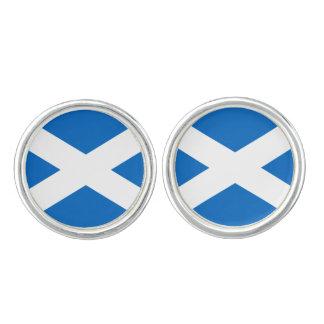 Scotland Bold Flag Graphic Cuff Links