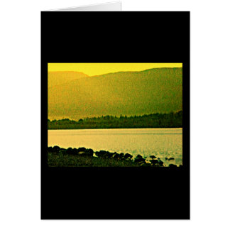 Scotland Cairngorm Mountains Art 37319a1 jGibney Greeting Card
