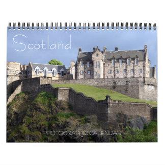 scotland calendars