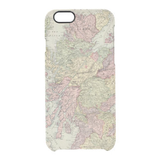 Scotland Clear iPhone 6/6S Case